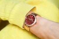Zegarek damski Casio SHEEN sheen SHE-3068PG-4BUER - duże 3