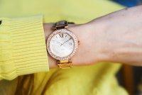 Zegarek damski Casio SHEEN sheen SHE-4057PG-4AUER - duże 5