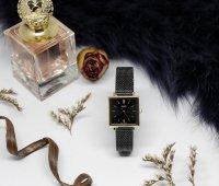 Zegarek damski Casio vintage LTP-E155MGB-1BEF - duże 2