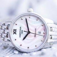 Zegarek damski Certina ds-8 C033.051.11.118.00 - duże 2