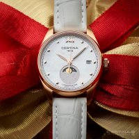 Zegarek damski Certina ds-8 C033.257.36.118.00 - duże 8