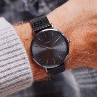 Zegarek męski Cluse la boheme CLG015 - duże 4