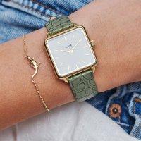 Zegarek damski Cluse la tétragone CL60016 - duże 5