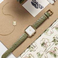 Zegarek damski Cluse la tétragone CL60016 - duże 8