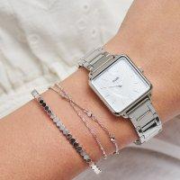 Zegarek damski Cluse la tétragone CL60025S - duże 8