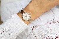 Zegarek damski DKNY bransoleta NY2827 - duże 9