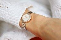 Zegarek damski DKNY bransoleta NY2827 - duże 8