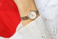 Zegarek damski DKNY bransoleta NY2827 - duże 7