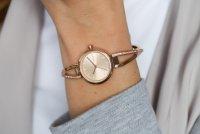 Zegarek damski DKNY bransoleta NY2831 - duże 9