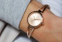Zegarek damski DKNY bransoleta NY2831 - duże 8