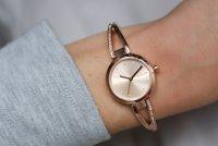Zegarek damski DKNY bransoleta NY2831 - duże 7