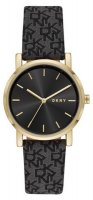 Zegarek damski DKNY pasek NY2886 - duże 1