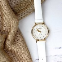 Doxa 145.35.058.07 zegarek złoty klasyczny D-Trendy pasek