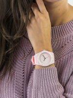 Zegarek damski fashion/modowy Guess Pasek W0979L5 szkło mineralne - duże 3