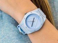 Zegarek damski fashion/modowy Guess Pasek W0979L6 szkło mineralne - duże 4