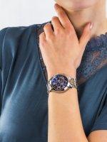 Zegarek damski fashion/modowy Michael Kors Bradshaw MK6389 BRADSHAW szkło mineralne - duże 3