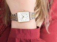 Zegarek damski fashion/modowy Rosefield Boxy QVSGD-Q013 Boxy szkło mineralne - duże 4