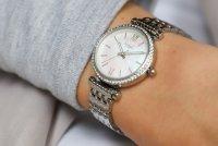 Zegarek damski Fossil carlie ES4647 - duże 5