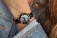 Zegarek damski Fossil carlie ES4650 - duże 5