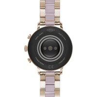 Fossil Smartwatch FTW6020 Gen 4 Smartwatch Venture HR Stainless Steel zegarek fashion/modowy Fossil Q