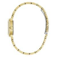 Guess GW0028L2 zegarek złoty klasyczny Bransoleta bransoleta