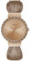 Zegarek damski Guess bransoleta W1083L3 - duże 1