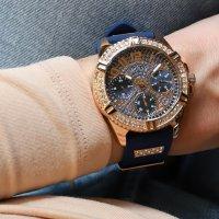 Zegarek damski Guess pasek W1160L3 - duże 3