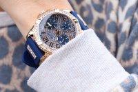 Zegarek damski Guess pasek W1160L3 - duże 4