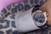 Zegarek damski Guess pasek W1160L3 - duże 5
