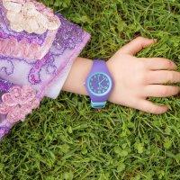 ICE Watch ICE.014432 zegarek fioletowy fashion/modowy ICE-Ola Kids pasek