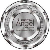 Zegarek damski Invicta angel 30681 - duże 5