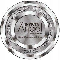 Zegarek damski Invicta angel 31114 - duże 3