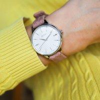 Joop 2024259 zegarek srebrny klasyczny Pasek pasek