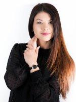 Zegarek damski klasyczny Bering Classic 14526-166 szkło szafirowe - duże 2