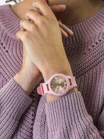 Zegarek damski klasyczny Puma Reset P1021 szkło mineralne - duże 3