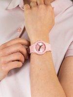 Zegarek damski klasyczny Puma Reset P1023 szkło mineralne - duże 3