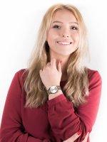 Zegarek damski klasyczny Rosefield The Ace ASGBG-X239 The Ace Gift Box szkło mineralne - duże 2