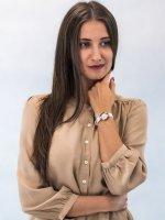 Zegarek damski klasyczny Skagen Leonora SKW2769 LEONORA szkło mineralne - duże 2