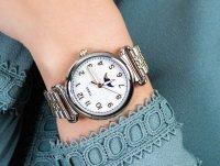 Zegarek damski klasyczny Timex Model 23 TW2T89600 szkło mineralne - duże 4