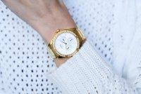 Lorus RP698CX9 zegarek złoty elegancki Fashion bransoleta