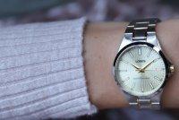 Zegarek damski Lorus klasyczne RG227PX9 - duże 3