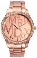 Zegarek damski Mark Maddox Pink Gold MM0011-90