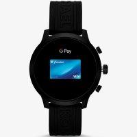 Michael Kors MKT5072 zegarek czarny fashion/modowy Access Smartwatch pasek