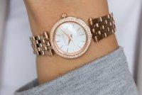 Zegarek damski Michael Kors darci MK3832 - duże 2