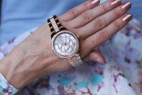 Zegarek damski Michael Kors runway MK6614 - duże 5