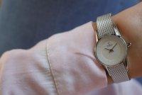 Zegarek damski Obaku Denmark bransoleta V130LCIMC - duże 3