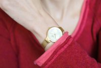 Zegarek damski Obaku Denmark bransoleta V173LXGGMG - duże 5