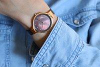 Zegarek damski Obaku Denmark bransoleta V173LXVNMN - duże 5