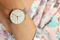 Zegarek damski Obaku Denmark bransoleta V211LXGIMC1 - duże 2