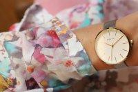 Zegarek damski Obaku Denmark bransoleta V211LXGIMC1 - duże 3